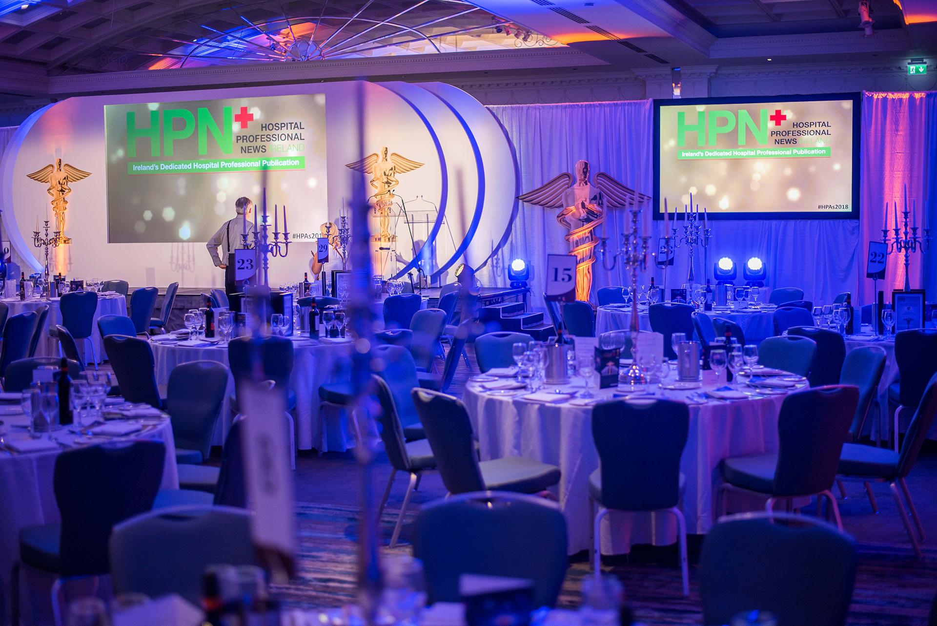 Hospital Professional Awards 2018